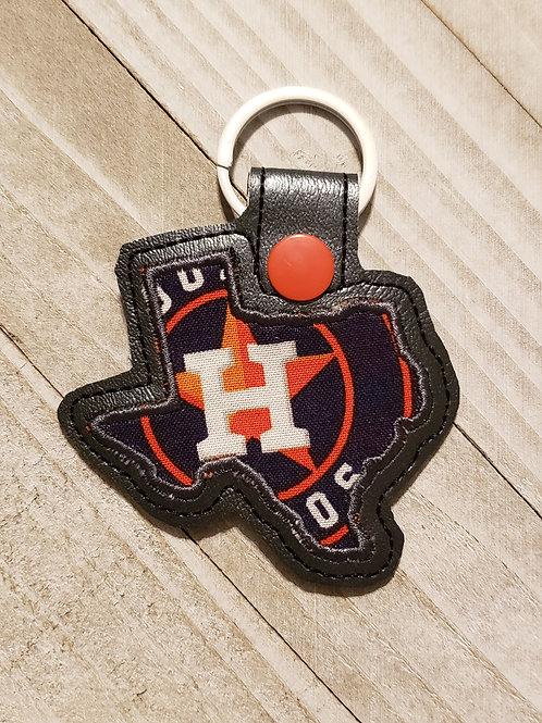 Texas Astros Keyfob