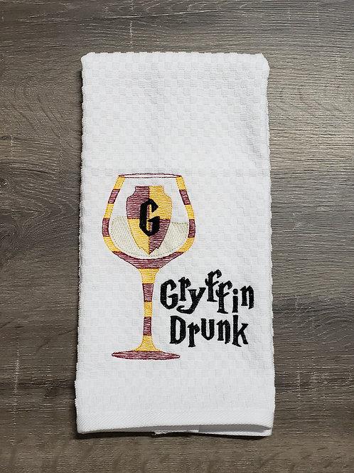 Gryffin Drunk Hand Towel