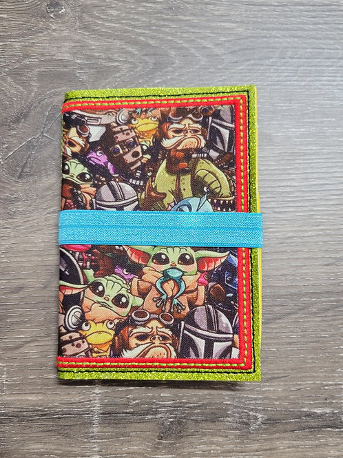 Small Travel Notebook