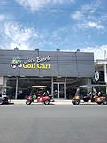Jaco Golf Cart