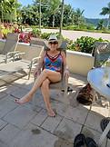 Cheryl at the Beach Club