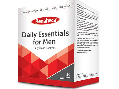 Daily Essentials for Men 男性日常营养片