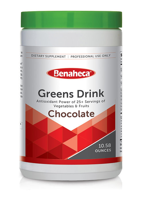 Green Drink Chocolate 膳食纤维饮料(巧克力味)