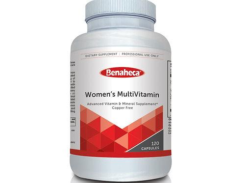 Women's MultiVitamin 女性复合维生素