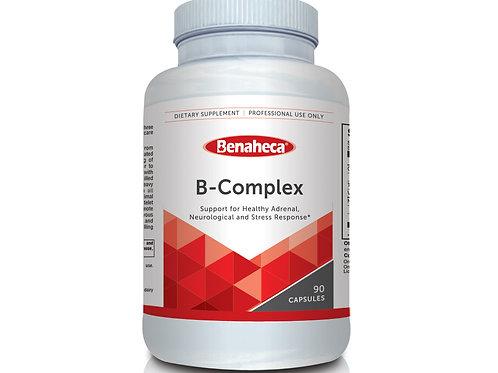 B-Complex 维生素B族胶囊