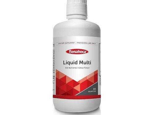 Liquid Multi 多重维生素及矿物质口服剂