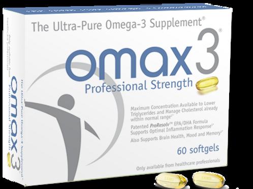 Omax-3 高浓度鱼油