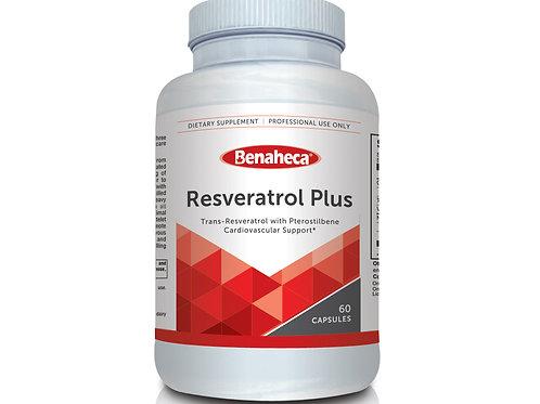 Resceratrol Plus 芦黎白醇