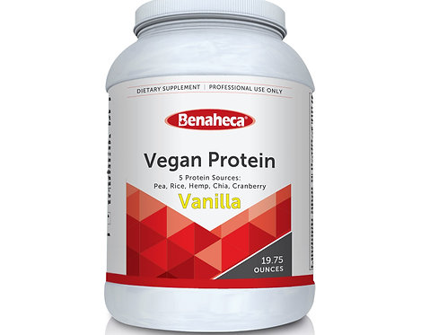Vegan Protein Vanilla 植物蛋白饮(香草味)