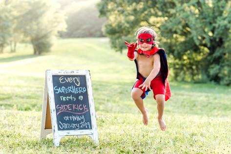 creative outdoor children photography