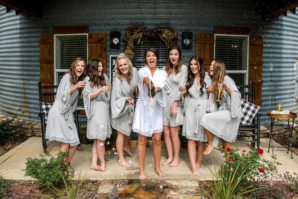 bridal party photographer memphis