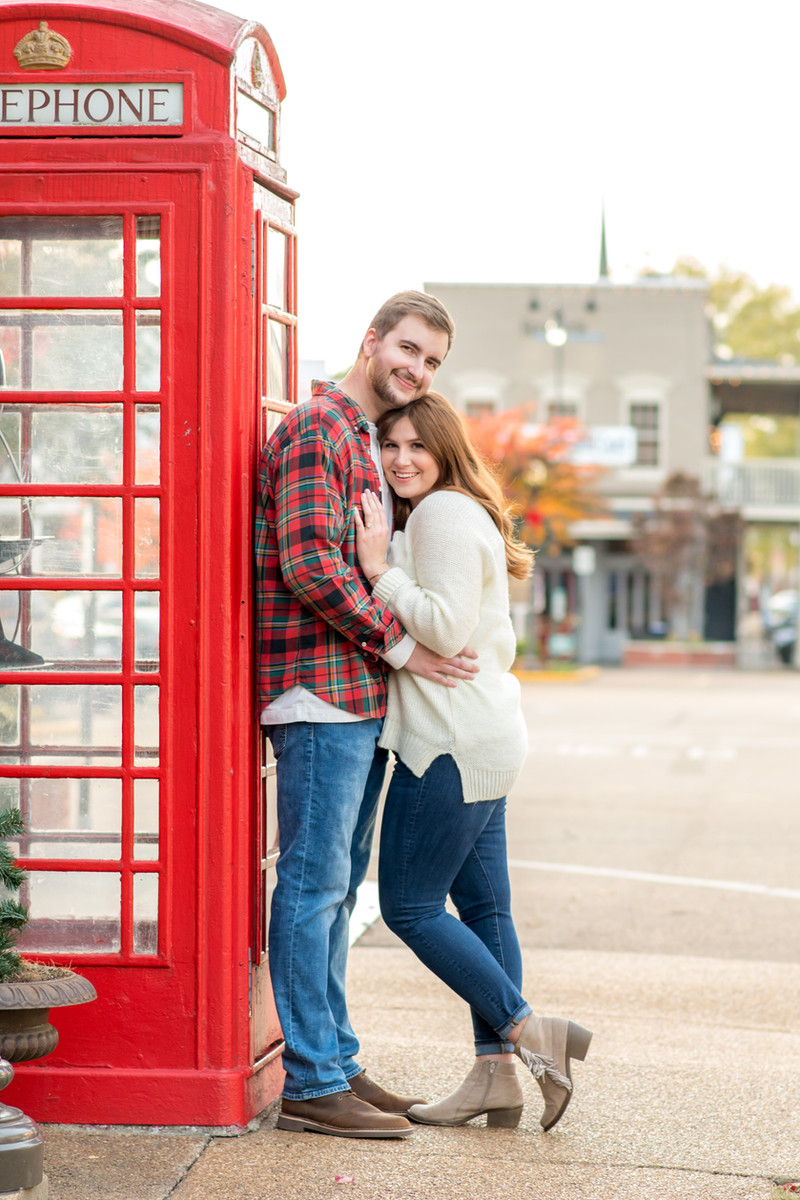 oxford ms engagement photographer