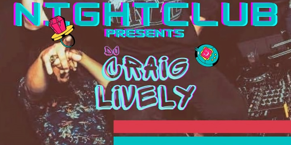 CRAIG LIVELY is BACK!