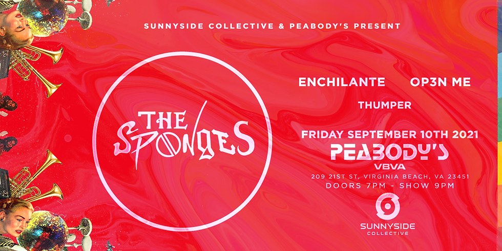 Sunnyside Collective Presents The Sponges