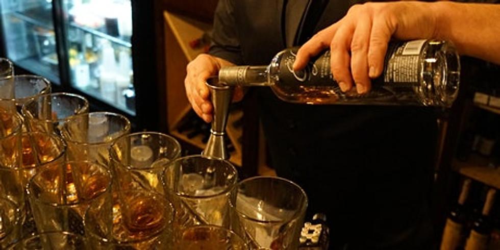 January Bourbon Dinner- Monday Night