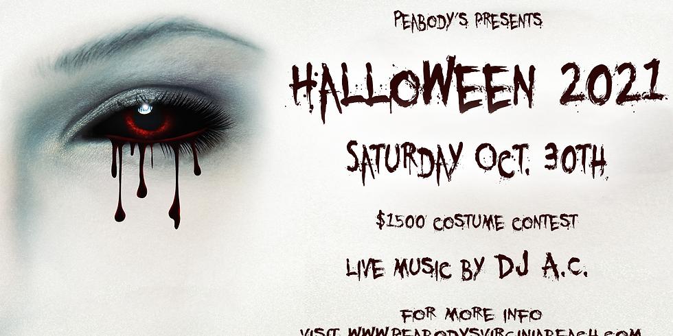 Peabody's Presents: Halloween 2021