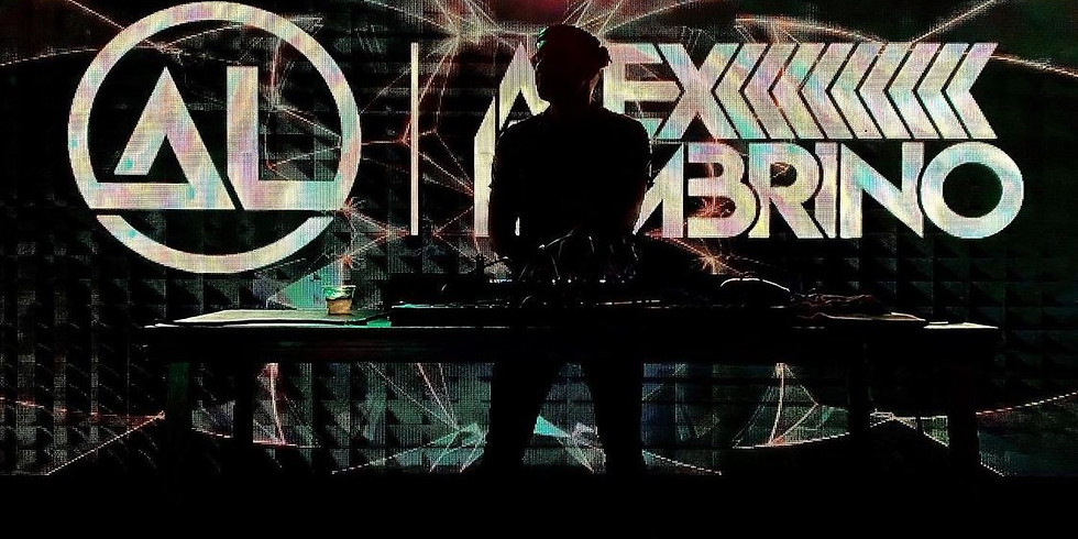 Friday Night Dance Party with DJ Alex Lambrino