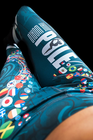 Leggings OH! Pole the World
