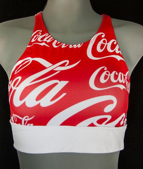 Sports Bra Rock&Coke