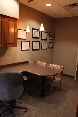Clinical Consult Room