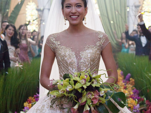 MOST OUTRAGEOUS ON SCREEN WEDDING DRESSES