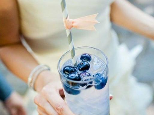 Signature summer wedding cocktails!