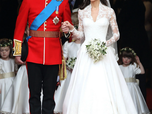 OUR FAVORITE ROYAL WEDDING GOWNS