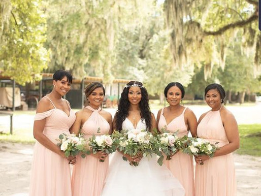 5 tips for choosing your bridesmaids