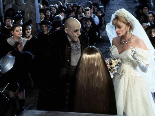 TOP 5 SPOOKY HALLOWEEN BRIDES