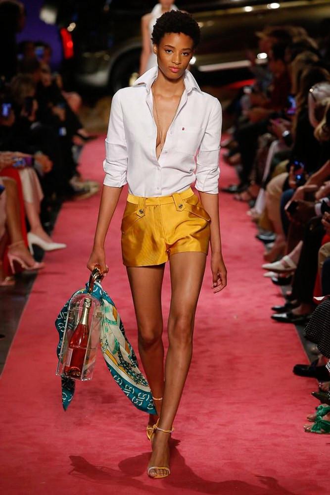 brandon maxwell new york fashion week spring/summer 2019
