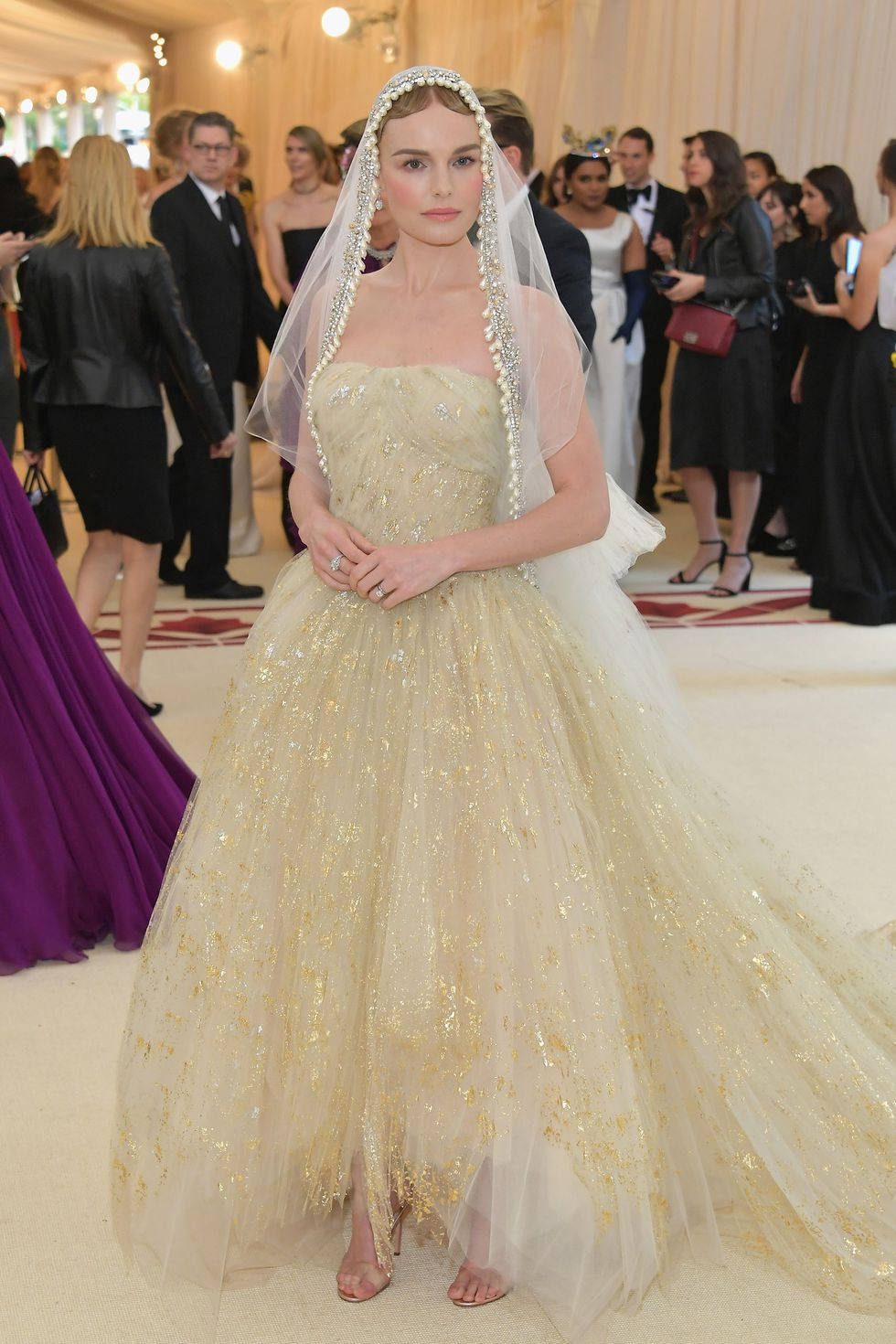 Kate Bosworth au Met Gala 2018