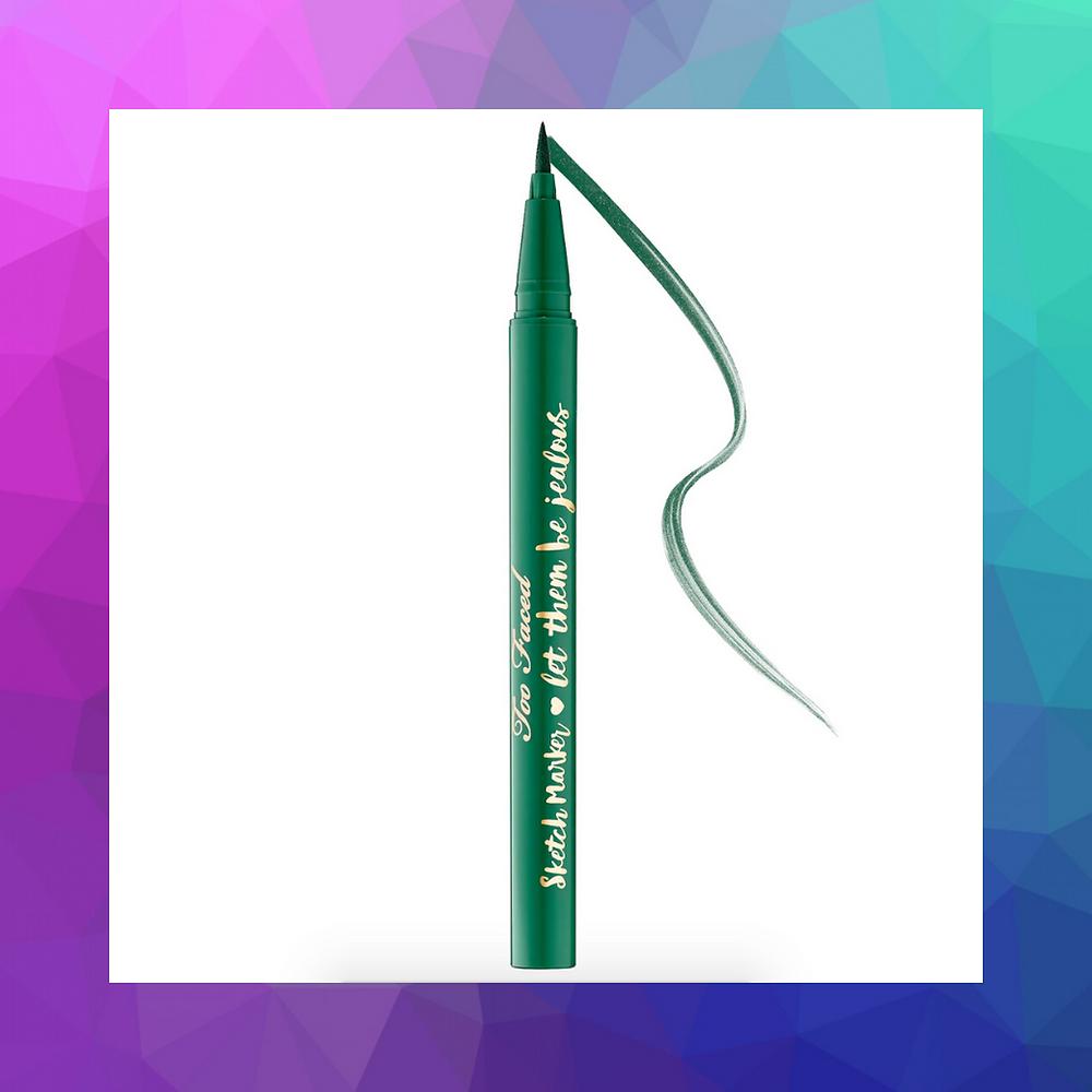 Too Faced Sketch Marker Liquid Eyeliner