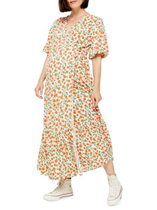 Topshop Maternity Floral Dress