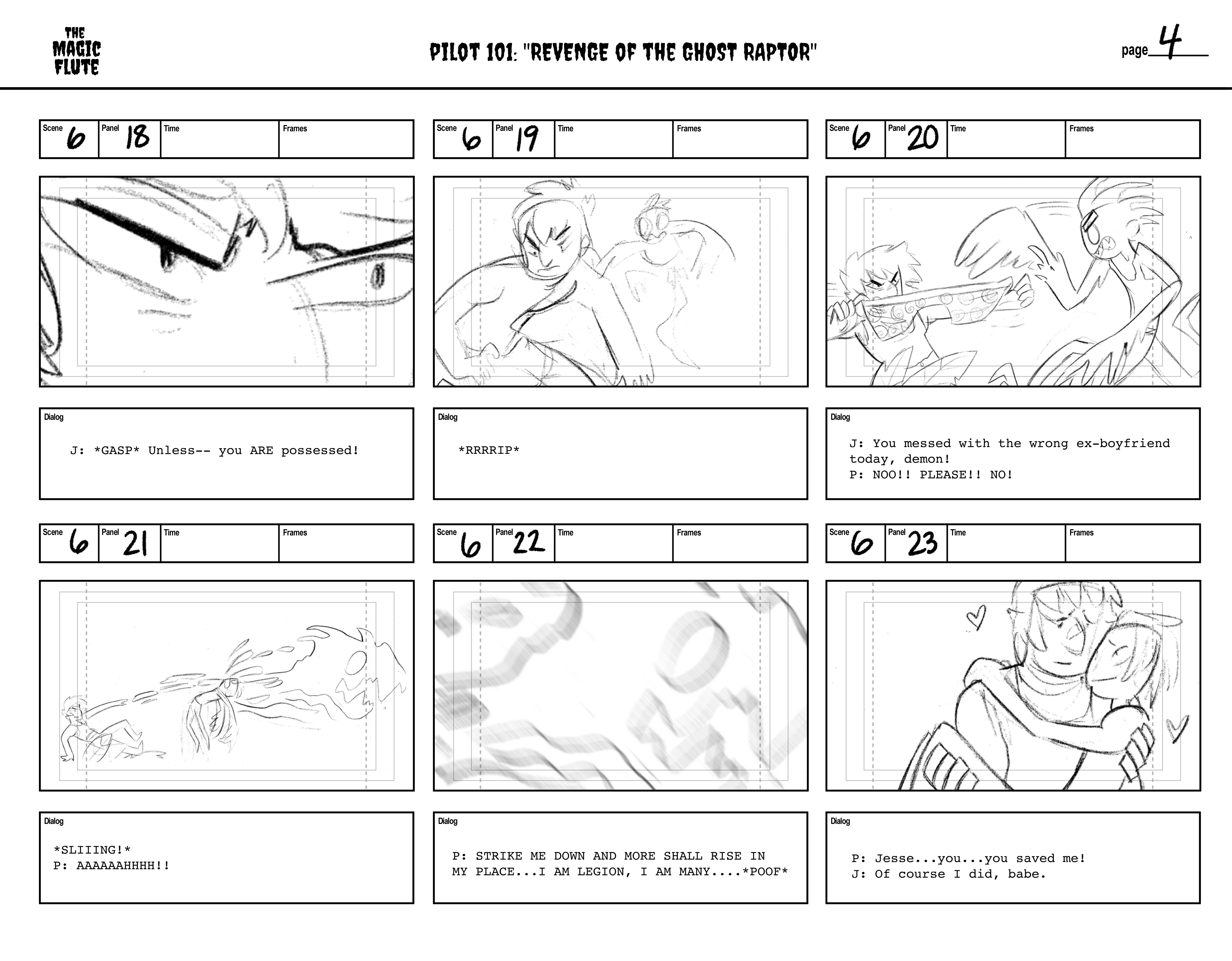 Storyboards 19-24
