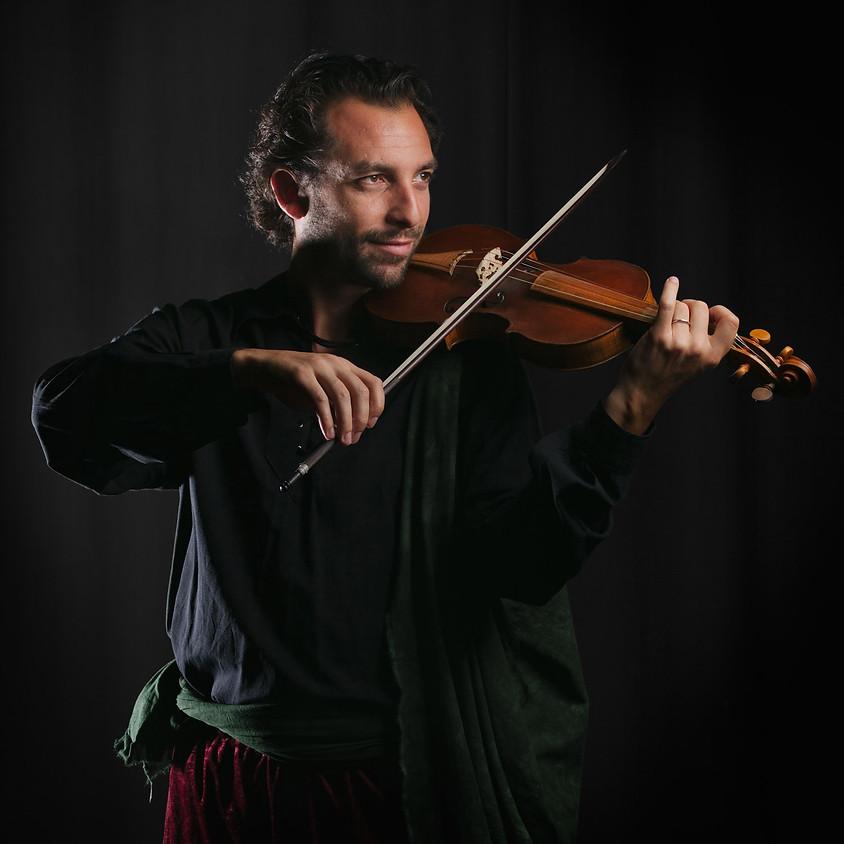 ImpropÍa // Solo violin // Pavel Amilcar