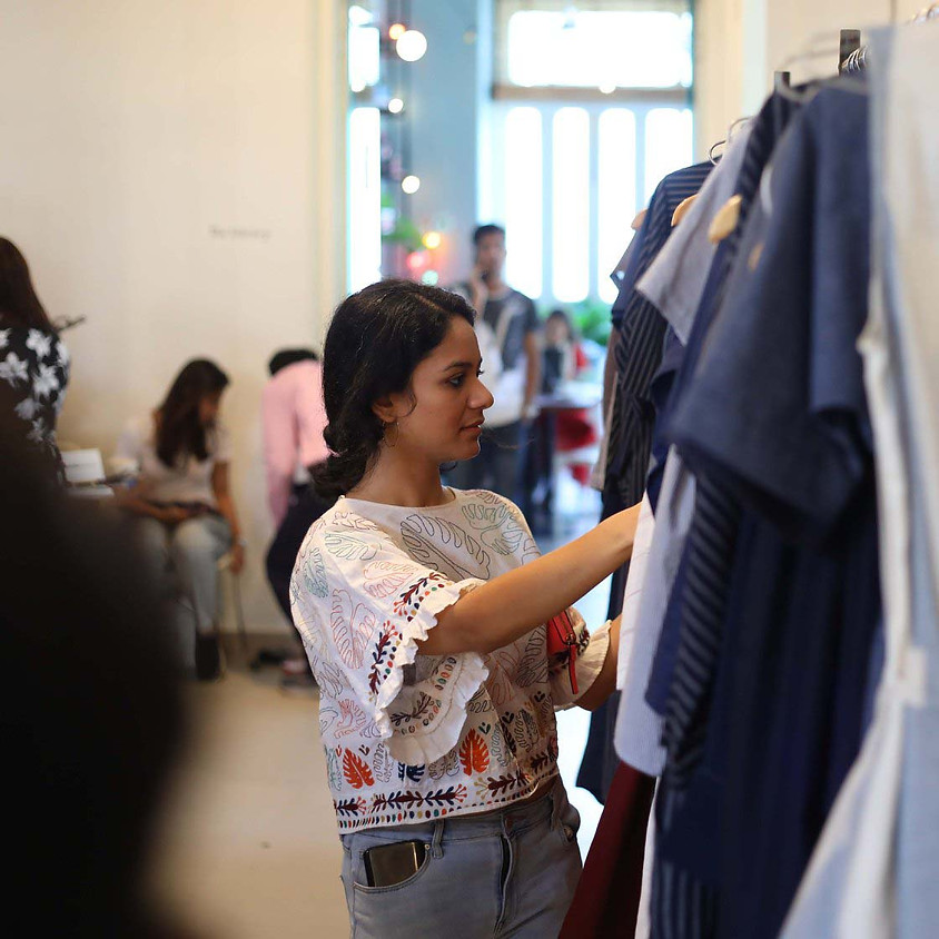 Clothes Swap w/ Fairtrunk & Fashion Revolution