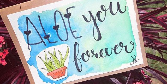 Aloe you Forever