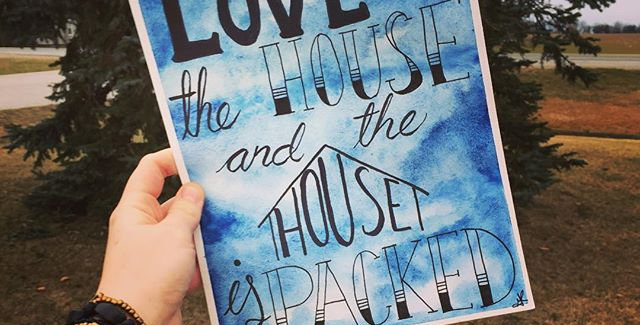 Love is in the House
