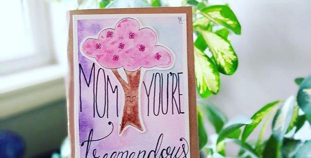 Treemendous Mom