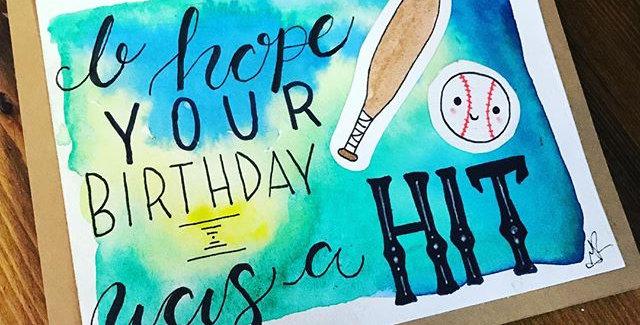Huge Hit Birthday