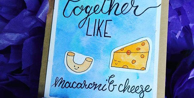 like Mac & Cheese