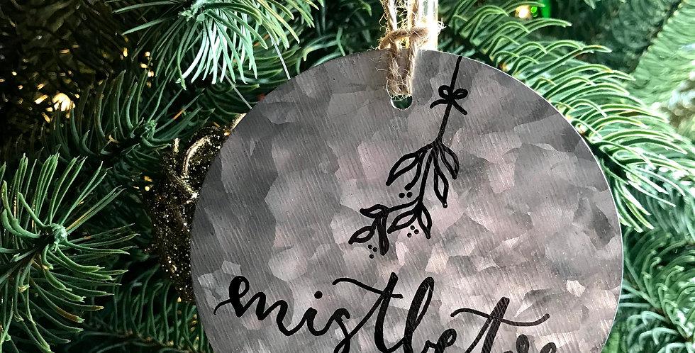 Mistletoe ornament