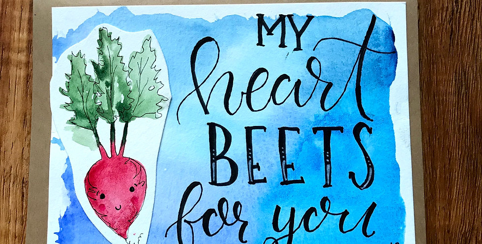 Heart Beets for you