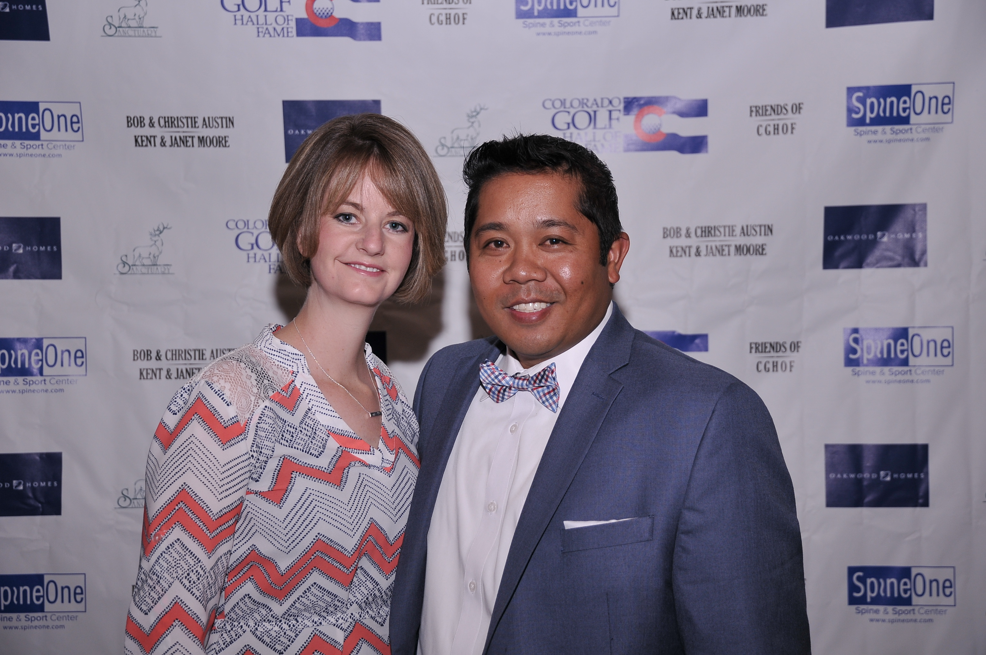 Keith and Holly Soriano