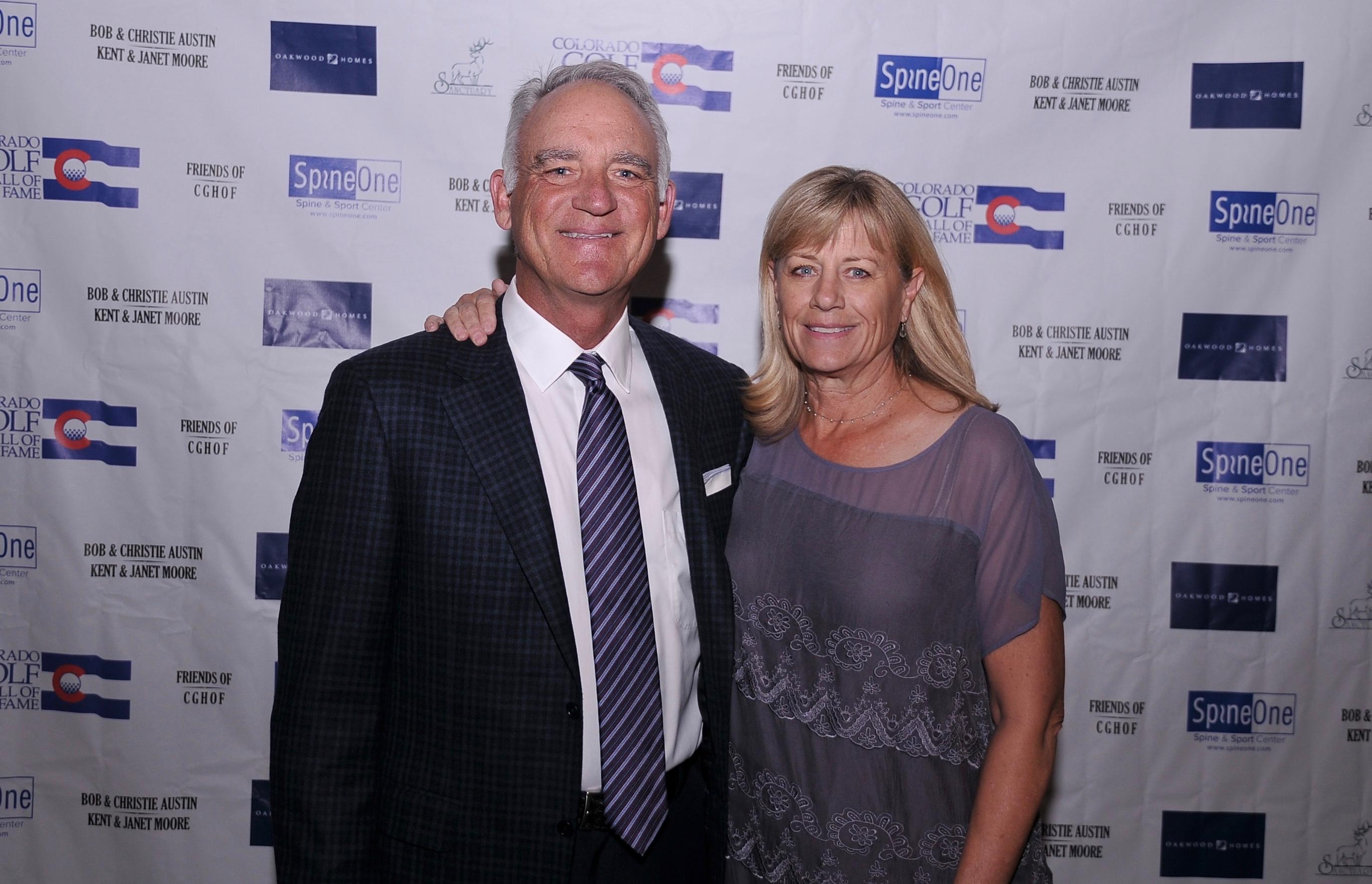 Bill and Sandy Loeffler