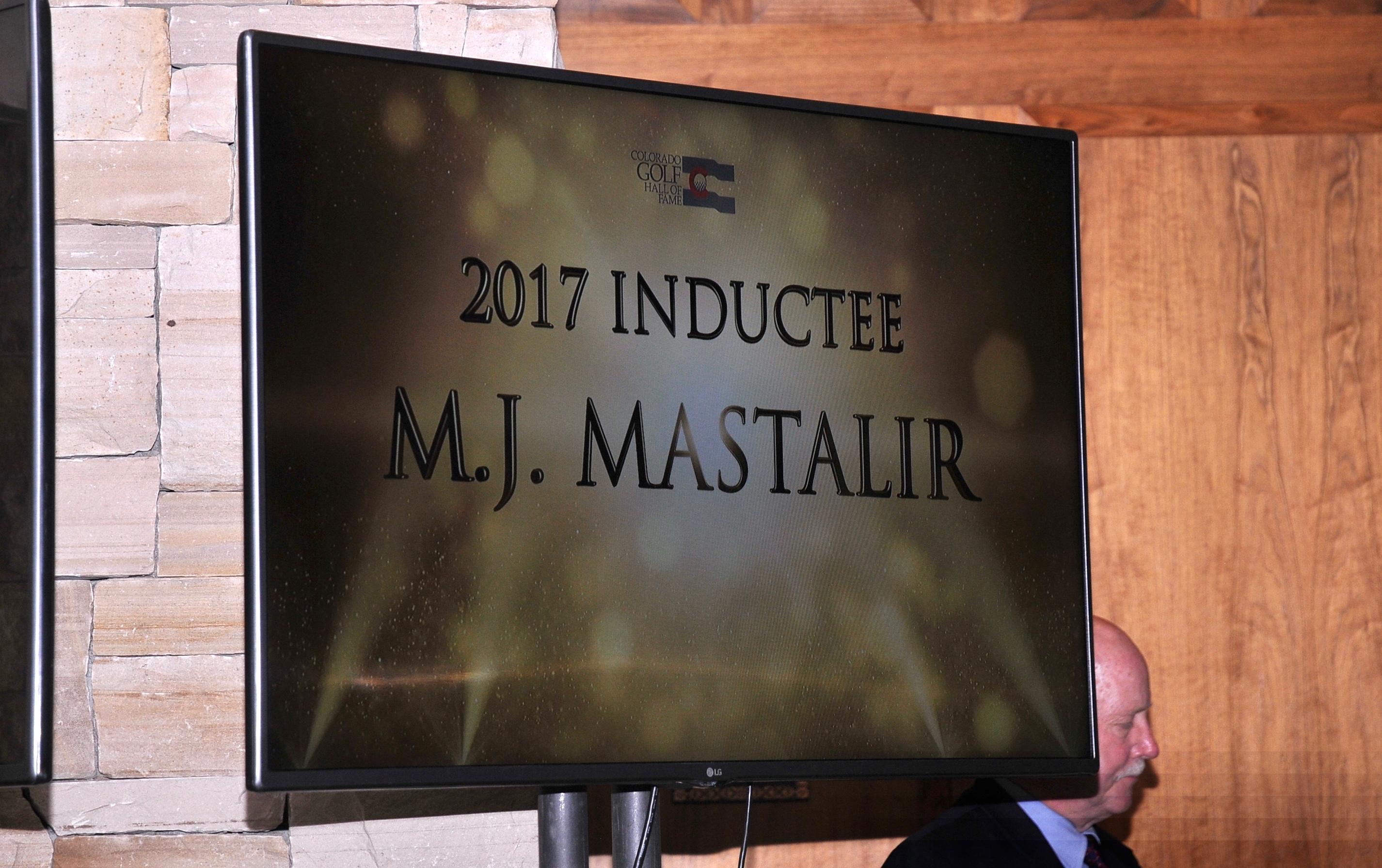 2017 Inductee
