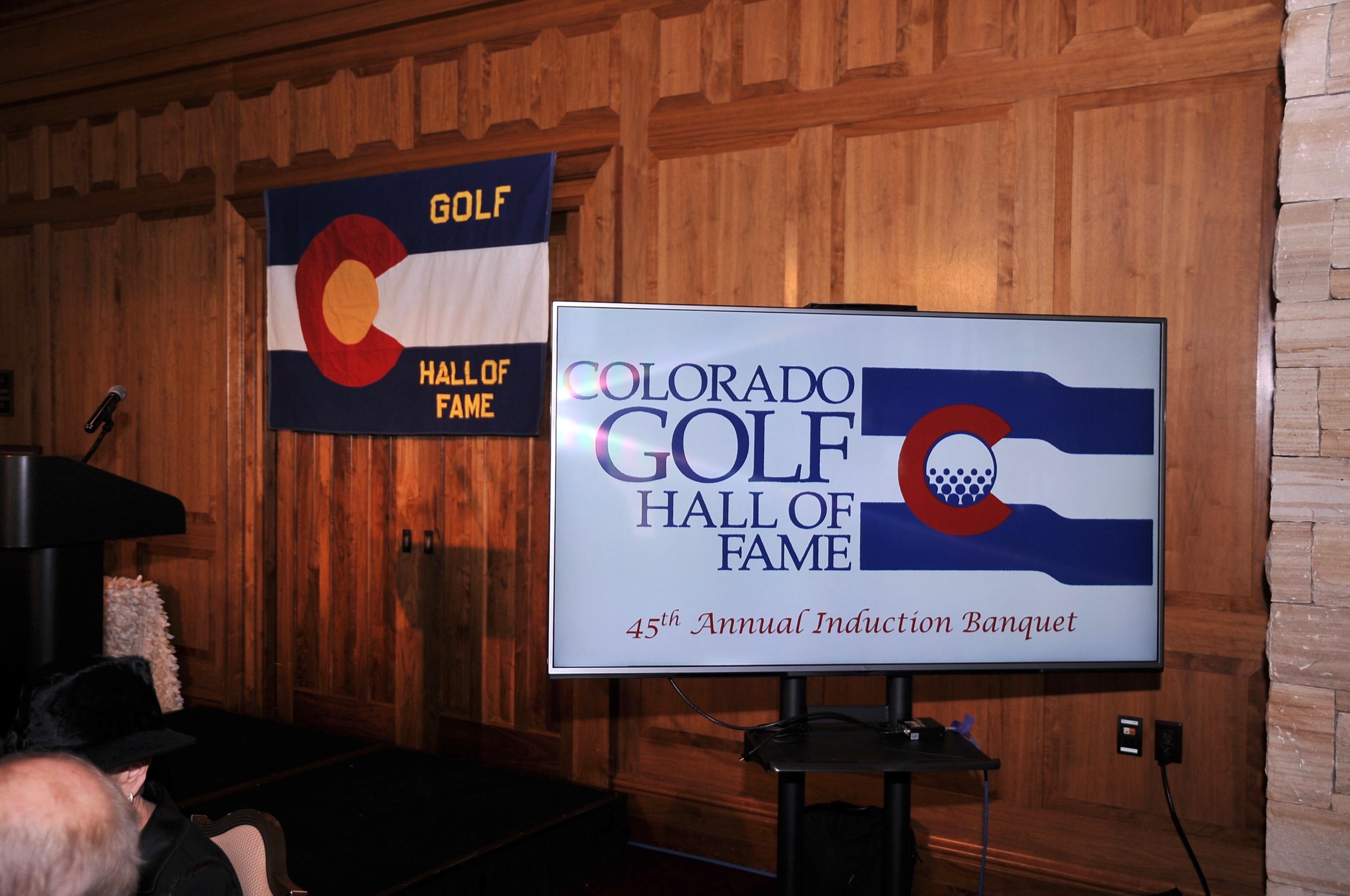 Colorado Golf HOF