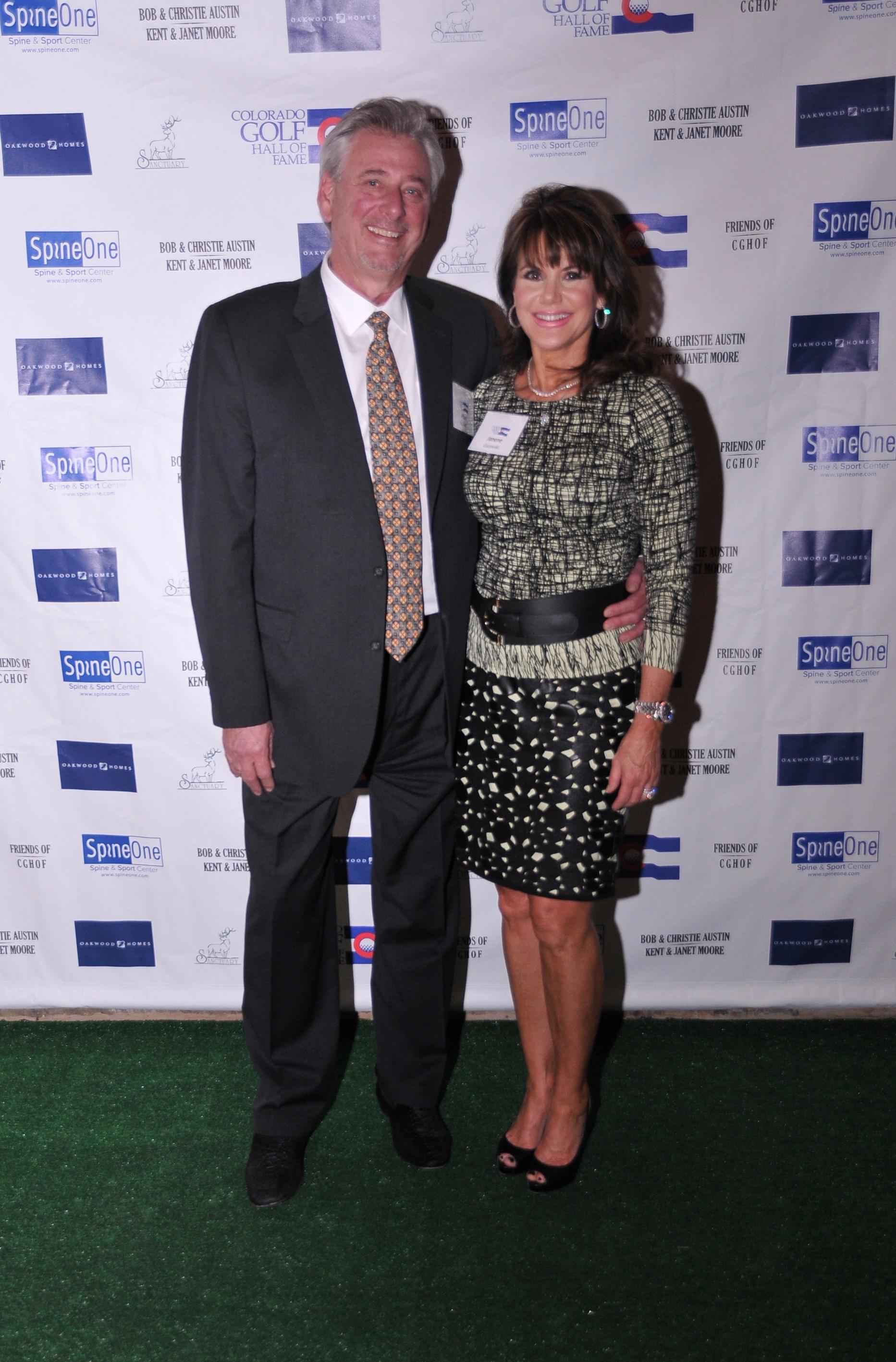 Janene and Allan Guzowski