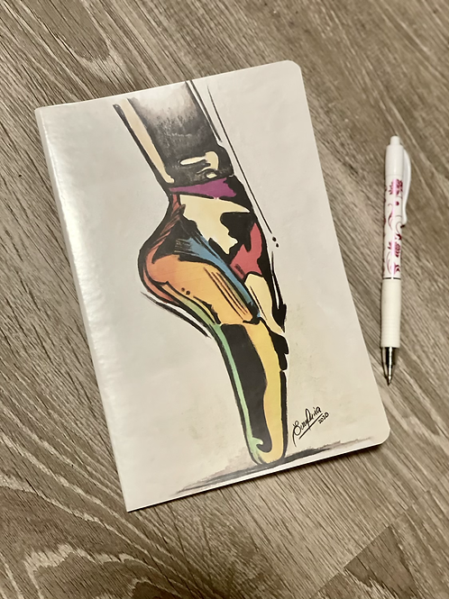 POINTE SHOES Notebook