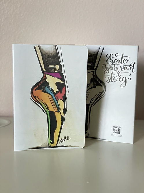 GET THE POINTE Notebook